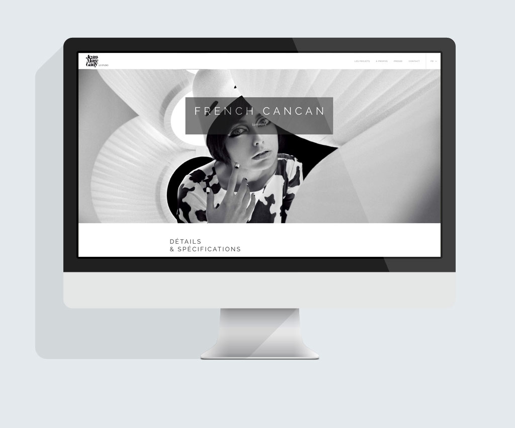 site portfolio jean marc gady. Black Bedroom Furniture Sets. Home Design Ideas